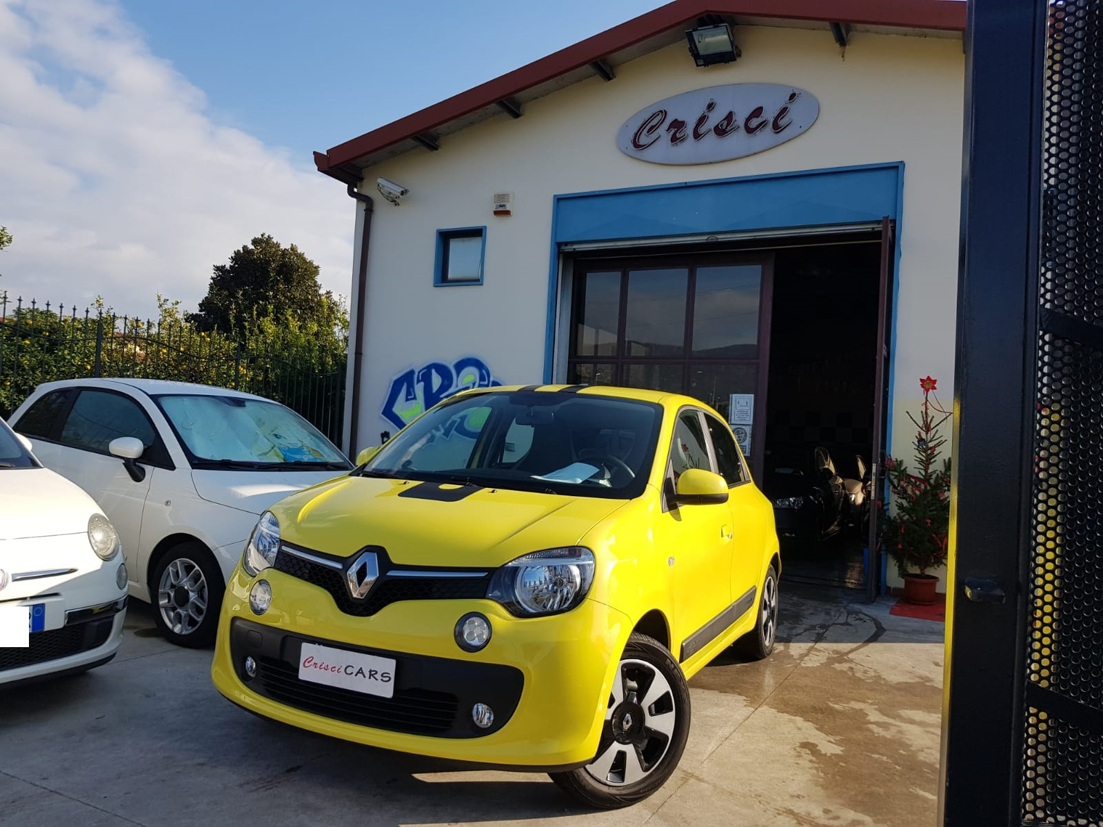 RENAULT Twingo 1.0 lovely